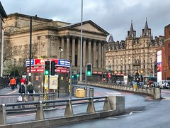 """""""St George's Hall / Lime Street"""", Liverpool, England (PaChambers) Tags: stgeorgeshall limestreet liverpool england uk northwest greatbritian unesco urban maritime city europe architecture scouse"""