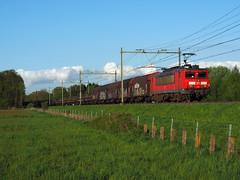 DBC 1614 (jvr440) Tags: trein train spoorwegen railroad railways driehuis db deutsche bahn cargo 1600