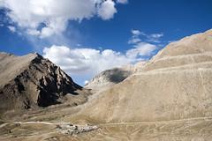 Himalayan landscape (bag_lady) Tags: clouds ladakh himalayas himalayanlandscape pangonglaketoleh remote