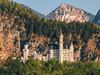 Neuschwanstein (camerue) Tags: himmel wald berge allgäu olympus 75300 landscapewithtele landschaft outdoor bayern neuschwanstein schloss