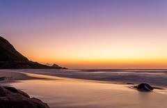 Alvorada na Prainha - Rio de Janeiro (mariohowat) Tags: alvorada sunrise amanhecer nascerdosol prainha praiasdoriodejaneiro longaexposição canon natureza brasil brazil