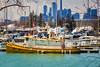 Iroquois (A Great Capture) Tags: agreatcapture agc wwwagreatcapturecom adjm ash2276 ashleylduffus ald mobilejay jamesmitchell toronto on ontario canada canadian photographer northamerica torontoexplore spring springtime printemps 2018 2017 waterfront boat city marina lesliestreetspit tommythompsonpark thespit docks skyline buildings lakeontario lake water trees canadianflag outerharbourmarinatoronto