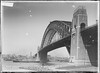 CHANGTE or TAIPING passing beneath the Sydney Harbour Bridge (NSW State Archives and Records) Tags: archives statearchivesnsw newsouthwales blackandwhite sydneyharbour sydneyharbourbridge
