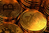 Stacks of Bitcoins (QuoteInspector) Tags: bitcoin cryptocurrency bitcoinmining exchange wallet blockchain btc