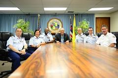 Coast Guard kicks off National Safe Boating Week 2018 in Honolulu (Coast Guard News) Tags: nsbw coastguard honolulu hawaii unitedstates us