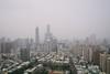 Smog in Kaohsiung (Mushi Kid) Tags: city urban cityscape smog sky gray kaohsiung taiwan nikon d750 asia winter