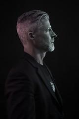 Portrait of Eric Wilson. #a7RIII #SonyAlpha #SixteenOverSix #portrait #author #NeoNior #BladeRunner #Deckard #RickDeckard (robots3humans0) Tags: a7riii sonyalpha sixteenoversix portrait author neonior bladerunner deckard rickdeckard ericwilson sixteenover6 sony winstonsalem