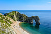 Durdle Door (Articdriver) Tags: durdledoor beach sea ocean bay sand rocks cliffs summer arch dorset