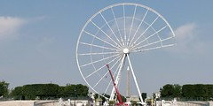 IMG_20180522_105408_001 (Randalfino) Tags: mai18 2018 oneplus5t paris place de la concorde granderoue grande roue démontage voyage vacances obélisque