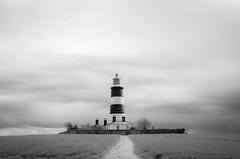 Lighthouse red (StuMcP) Tags: happisburgh lighthousenorfolkcornhappisburghbeaconsea london ndfilter 1740l stuartmcpherson canon stripes