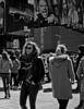 Ridiculed (tacosnachosburritos) Tags: nyc newyork city gotham urban gritty bigapple timesquare walking strolling tourist man guy woman chick lady girl tourists decadence humanity fashion style