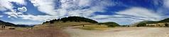 """Camping de Alto Arán"" (atempviatja) Tags: altoarán pirineocatalán cielo campo montaña paisaje nubes inmensidad cataluña"