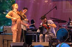 Lost Bayou Ramblers (bayoudragonfly) Tags: festivalinternationaldelouisiane lafayette louisiana musician accordion zydeco cajun