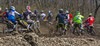 Crowded First Turn (John Kocijanski) Tags: motocross motorcycle people race dirtbike sport vehicles canon70300mmllens canon7d