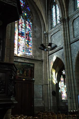 Basilique Notre Dame De Délivrance Interior 03