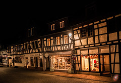 Seligenstadt @ night (Real_Aragorn) Tags: seligenstadt main