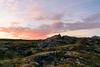 Sunrise on Snaefellsnes Peninsula (Simone Della Fornace) Tags: iceland snaefellsnes peninsula sunrise sky clouds outdoor hiking hills mountain landscape horizon dramatic mountainrange idyllic hilltop hillside rocks sun green sony a7rii 28mm