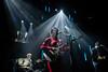 Nilufer Yanya (Cath Dupuy) Tags: niluferyanya music gig concert istanbul babylon club turkey musicphotography lights red pink blue green singersongwriter audience people drums saxophone guitar spotlights
