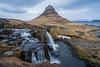 A Place to Ponder (JeffMoreau) Tags: kirkjufell kirkjufellsfoss iceland landscape sony a7ii zeiss 16mm waterfall snaefellsnes peninsula long exposure mountain grundarfjordur