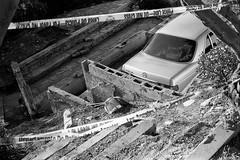 Crime scene (ADMurr) Tags: la hollywood crime scene leica m6 50mm ilford 400 ccc097