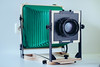 Intrepid 8x10 camera (mmartinsson) Tags: 2018 300mm 8x10 symmar intrepid gearporn filmcamera digital f56 xpro1 green schneiderkreuznach prontorshutter largeformatcamera fujifilm fujinon