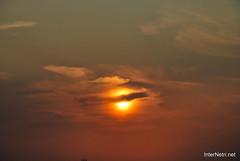 Небо Захід сонця InterNetri Ukraine  08