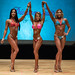 Bikini D - 2nd Julia Petrovic 1st Stephanie Bellavance 3rd Miranda Flaig