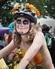 2016 Fremont Solstice Parade 45 (L'AtelieR Photography) Tags: fremont solstice parade seattle painted cyclists