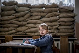 Ukraine: providing education in conflict