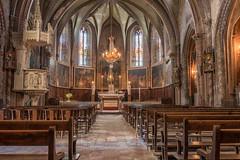 Saint Julia. L'église Ste Agathe et St Julien du XVI e siècle. (sergeimbert) Tags: eglises saintjulia lauragais hautegaronne