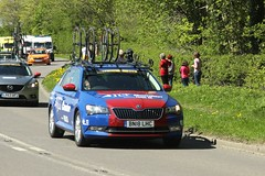 JLT Condor (Steve Dawson.) Tags: tourdeyorkshire mens cycle race bikes uci tdy teamcars stage3 richmondtoscarborough randgrange yorkshire england uk canoneos50d canon eos 50d ef28135mmf3556isusm ef28135mm f3556 is usm 5th may 2018