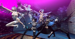 Cyber Corps (Miyabi Harucus 1102) Tags: cosplay cyber r2 r2fashion secondlife slavatar sexy scene maitreya 6doo erotic eroticism