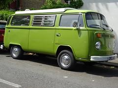 1979 Volkswagen Camper Van (Neil's classics) Tags: vehicle 1979 volkswagen camper van motorhome