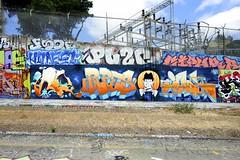 ?, RPES, JWOK (STILSAYN) Tags: graffiti east bay area oakland california 2018