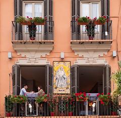 Romance in Malaga