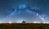 Panorámica de la Vía Láctea en Lillo (Yorch Seif) Tags: vialactea milkyway noche night nocturna nocturnal longexposure largaexposicion estrellas stars d7500 tokina1116
