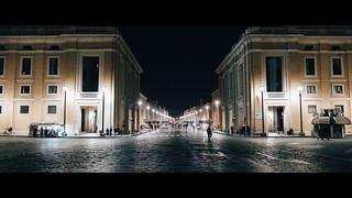 St. Peter's Basilica CinemaScope