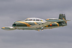 CFR5543 (Carlos F1) Tags: nikon d300 lell sabadell aeroport aeropuerto fpac airport aviation aviación transporte transport barcelona spain ecgzn hispano ha220d saeta