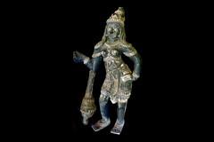 India - Andhra Pradesh - Vijayawada - Undavalli Caves - Statue - 18d (asienman) Tags: india andhrapradesh vijayawada undavallicaves asienmanphotography asienmanphotoart