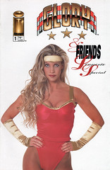 Glory & Friends Lingerie Special 1 (FranMoff) Tags: comicbooks special lingerie glory