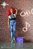 the new MTM curvy girl (photos4dreams) Tags: dress barbie mattel doll toy photos4dreams p4d photos4dreamz barbies girl play fashion fashionistas outfit kleider mode puppenstube tabletopphotography redhead ginger flechtfrisur hat hut girlpower curvy kurvig mtm madetomove