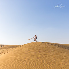 When the sand turns to gold (Thar Desert, India 2015) (Alex Stoen) Tags: 1dx alexstoen alexstoenphotography camels canon canoneos1dx ef2470mmf28lusm geotagged india samsanddunes sunset thardesert travel vacation