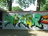 WEMSR (mkorsakov) Tags: dortmund nordstadt hafen blücherpark halloffame graffiti wand wall legal bunt colored wemsr