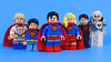 The House of El (-Metarix-) Tags: lego minifig dc comics comic action rebirth universe new 52 pre house el powergirl superboyjohnkent superman supergirl superboykonel jorel kalel