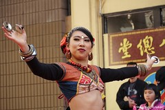 Dancing on Waverly 2018 - Chinatown SF - 051918 - 46 - Fat Chance Belly Dance (Stan-the-Rocker) Tags: stantherocker sony ilce sanfrancisco chinatown northbeach dancingonwaverly street sel18135
