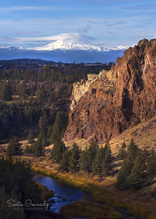 Smith Rock Park, Redmond, Central Oregon