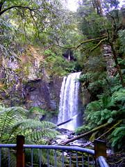 Hopetoun Falls (Diepflingerbahn) Tags: hopetounfalls aireriver otwayforestpark otwayranges fujifinepixs5800 waterfall
