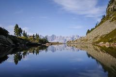 Nature Mirror (CoolMcFlash) Tags: spiegelsee reiteralm nature landscape dachstein mountain reflection water lake fujifilm sky austria mirror natur landschaft gebirge berg spiegelung wasser himmel österreich fotografie photography xf1024mmf4 r ois xt2