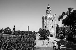 Torre del Oro - [EXPLORED]