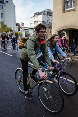 #POP2018  (123 of 230) (Philip Gillespie) Tags: pedal parliament pop pop18 pop2018 scotland edinburgh rally demonstration protest safer cycling canon 5dsr men women man woman kids children boys girls cycles bikes trikes fun feet hands heads swimming water wet urban colour red green yellow blue purple sun sky park clouds rain sunny high visibility wheels spokes police happy waving smiling road street helmets safety splash dogs people crowd group nature outdoors outside banners pool pond lake grass trees talking bike building sport